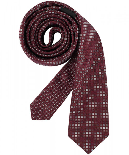 GREIFF, Krawatte Slimline/bordeaux Art.Nr.6918.970