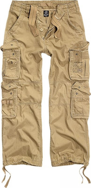BRANDIT, Pure Vintage Trouser, beige / 1003