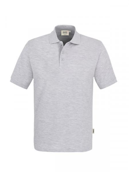 Hakro Poloshirt Classic ash meliert 0810-024