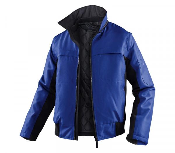KÜBLER WEATHER Jacke kbl.blau/schwarz, 11675319