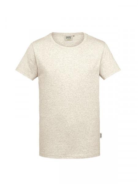 Hakro T-Shirt GOTS-Organic creme meliert 0271-331