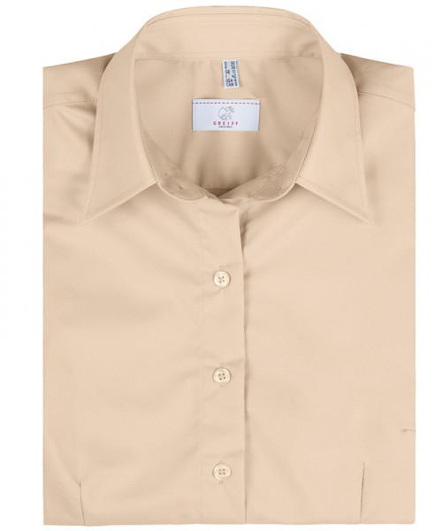 GREIFF Damen-Bluse 1/2 Regular F beige Blusen/Hemden/Strick 6516.1120.37 6516 1120 Bluse