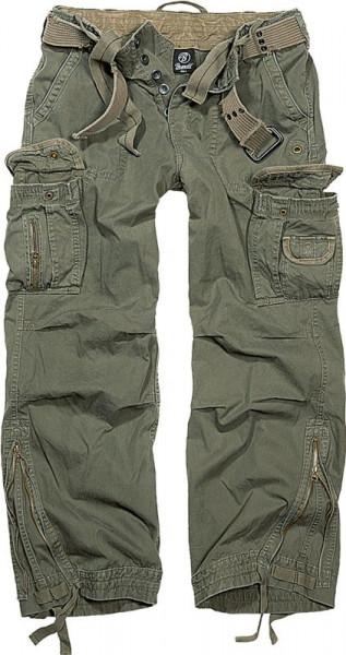 BRANDIT, Royal Vintage Trouser, olive / 1002