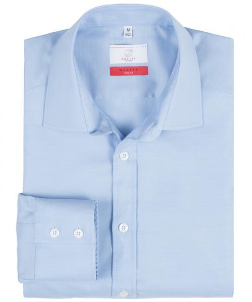 GREIFF Herren-Hemd 1/1 Slim Fit bleu Blusen/Hemden/Strick 6689.1770.29 6689 1770 Hemd