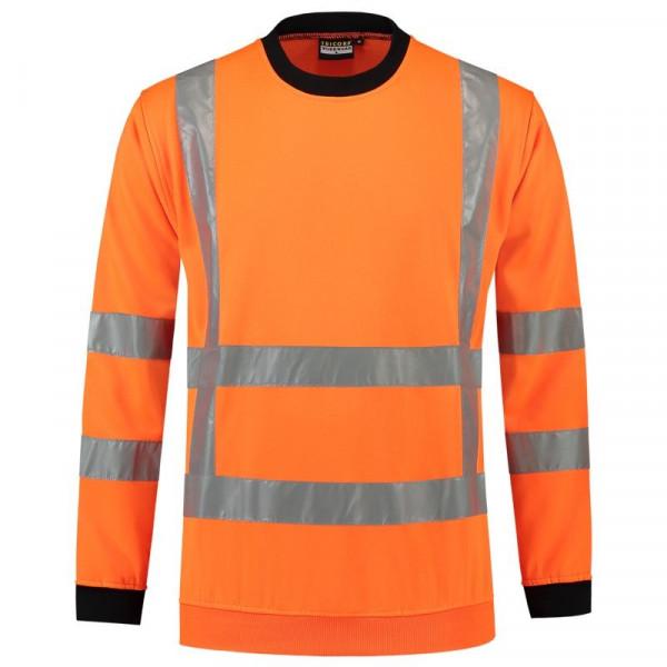 TRICORP, Sweatshirt RWS - EN ISO 20471, Orange, 303001