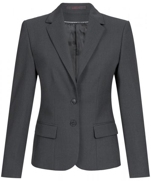 GREIFF Damen-Blazer Comfort Fit anthrazit Corporate Wear 1441.666.111 1441 666 Blazer