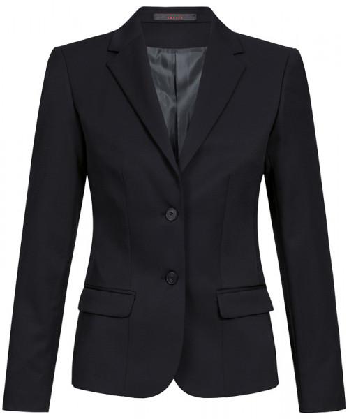 GREIFF Damen-Blazer Comfort Fit schwarz Corporate Wear 1432.7000.10 1432 7000 Blazer