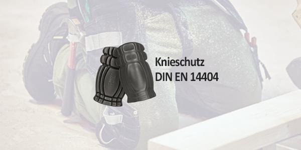 Knieschutz nach DIN EN 14404