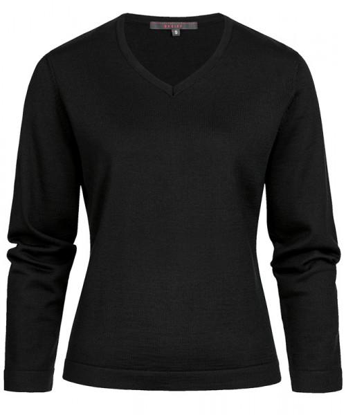 GREIFF, Damen Pullover/schwarz Art.Nr.6050.5050