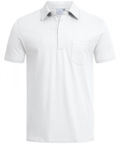 GREIFF, Herren-Poloshirt kurzarm/weiss Art.Nr.6627