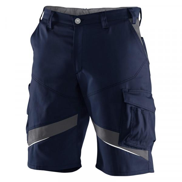 KÜBLER ACTIVIQ Shorts dunkelblau/anthrazit, 24505365