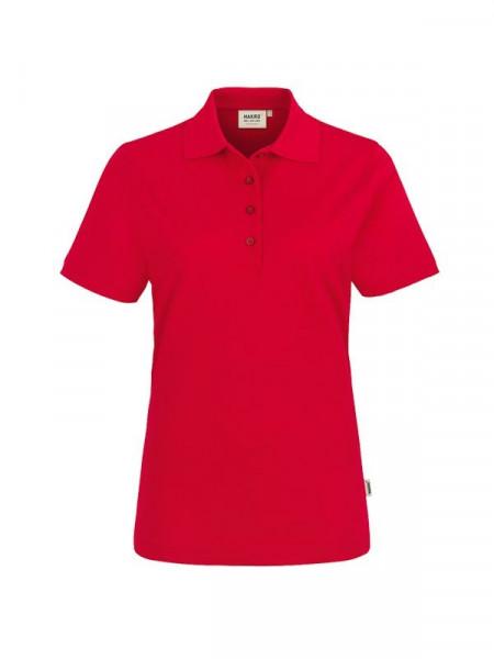 Hakro Damen-Poloshirt Performance rot 0216-002