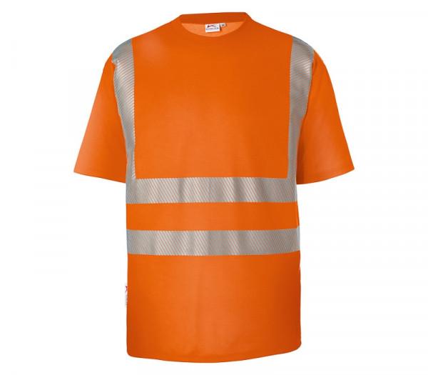 KÜBLER REFLECTIQ T-Shirt warnorange 5043