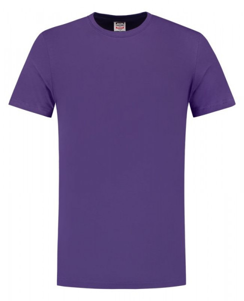 TRICORP, T-Shirt Slim Fit, Purple, 101004