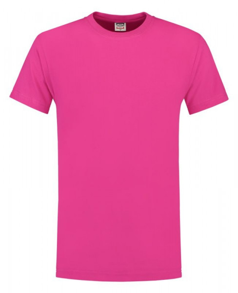 TRICORP, T-Shirt 145g, Fuchsia, 101001