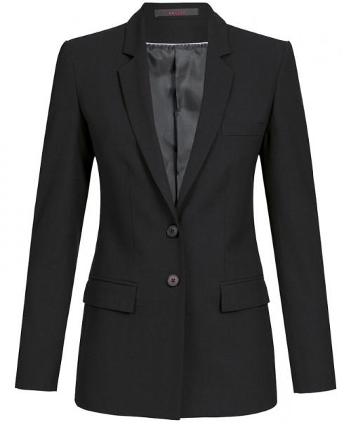 GREIFF Damen-Blazer Regular Fit schwarz Corporate Wear 1421.666.110 1421 666 Blazer