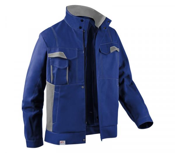 KÜBLER IMAGE DRESS NEW DESIGN Jacke kbl.blau/mittelgrau, 13453411