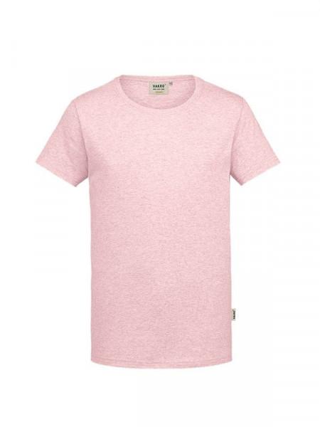 Hakro T-Shirt GOTS-Organic rosa meliert 0271-327