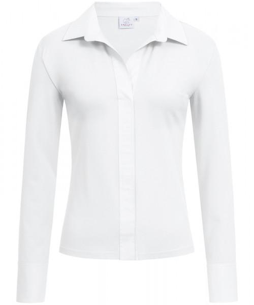 GREIFF, Damen Shirtbluse/weiss Art.Nr.6861.1405