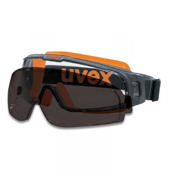 UVEX, u-sonic HC/AF (mit magnetischer Vorsatzscheibe) / 9308248