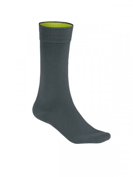 Hakro Socken Premium anthrazit 0933-028