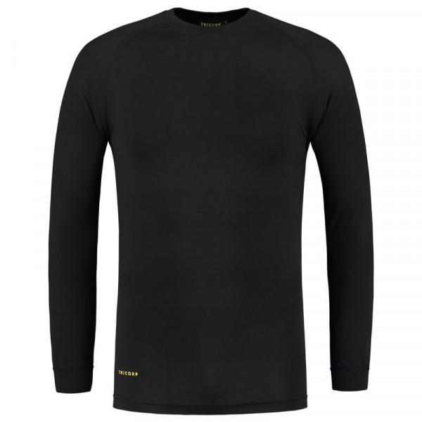 TRICORP, Thermo-Shirt, Black, 602002