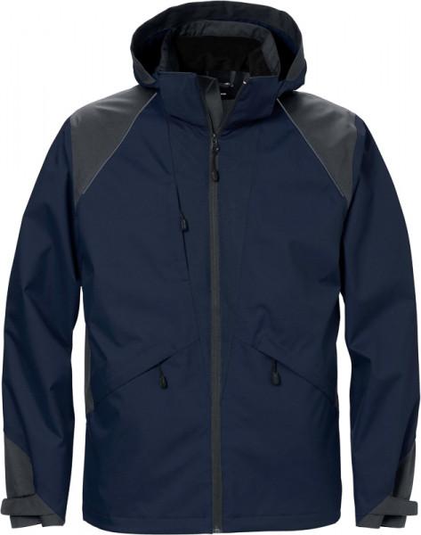 Acode Outdoor-Jacke Code 1441 Marine/Grau 124875