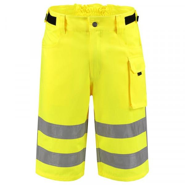 TRICORP, Arbeitshose RWS - EN ISO 20471 Kurz, Yellow, 503006